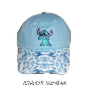 3/$30 - Disney   Stitch Tie Dye Hat
